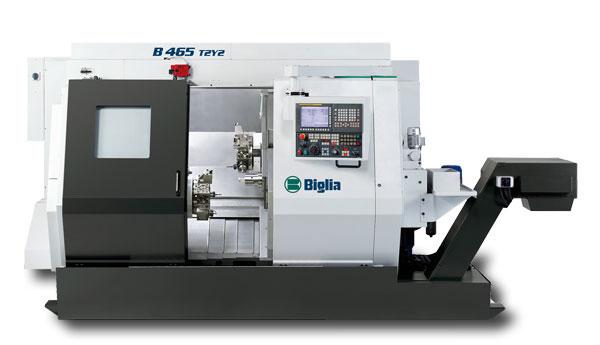 Drehmaschine Biglia B465_T2Y2_600