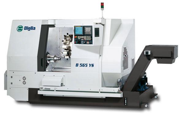 Drehmaschine Biglia B565YS_600