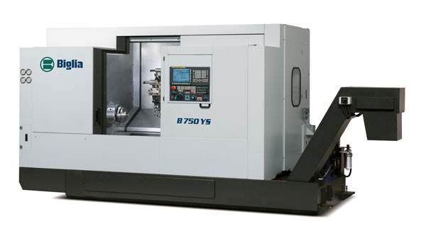 Drehmaschine Biglia B750_600