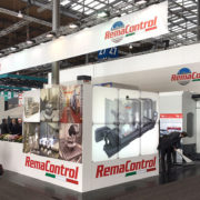 Rema Control Messestand EMO 2017 Hannover